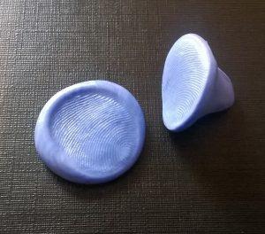 Fingerprint Moulding Putty