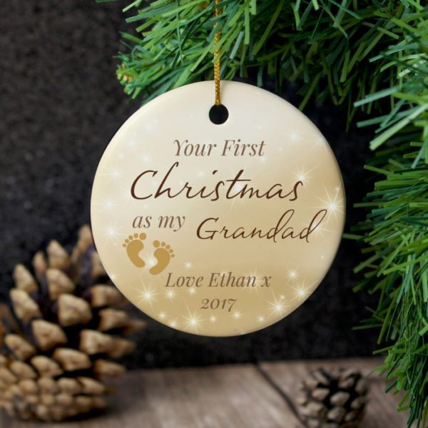 First Christmas as my