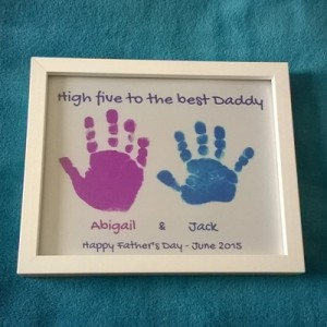 Family Print - High Five